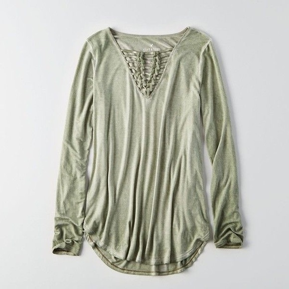 f98ffda6c0 American Eagle Outfitters Tops